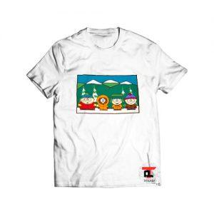1997 South Park T Shirt