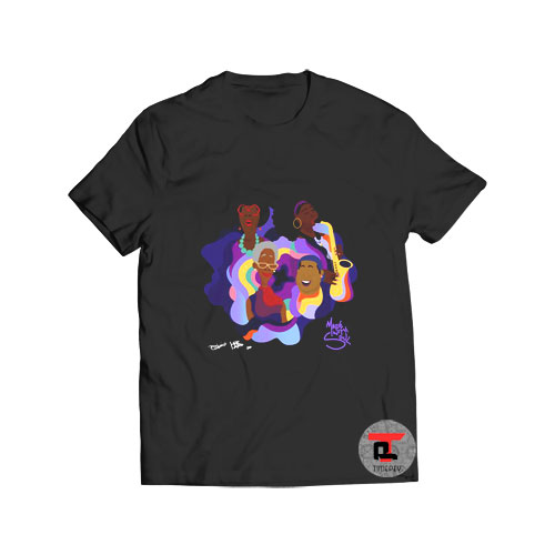 Disney Pixar Soul The Village T Shirt