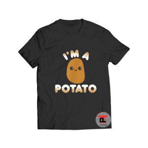 Funny Potato Cute Kawaii T Shirt