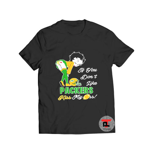 Pretty Girl Dont Like Packers T Shirt