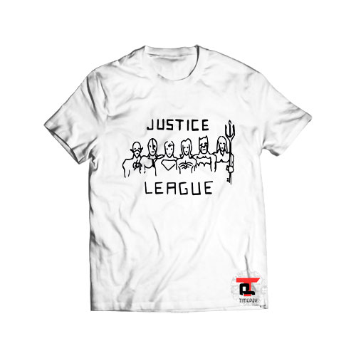 The Justice League T Shirt