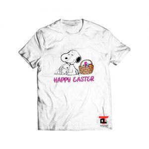 Cute Snoopy Easter T Shirt