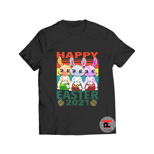 Happy Easter Bunny Easter T Shirt