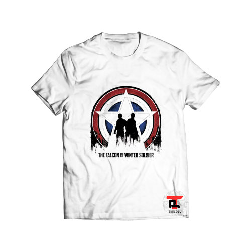 The Falcon And The Winter Soldier T shirt