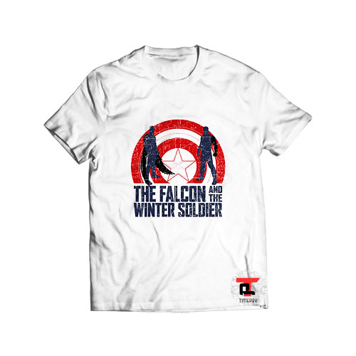 The Falcon and Winter Soldier T Shirt