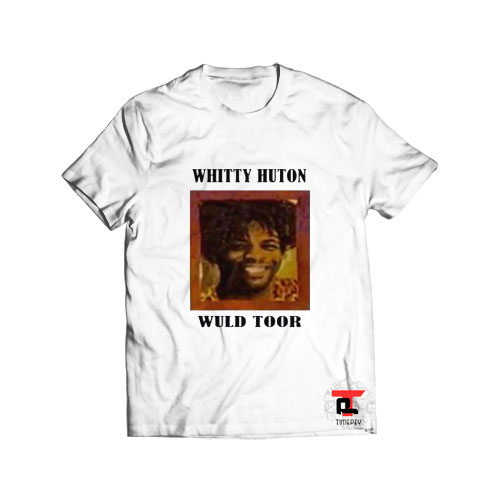 Whitty Huton Wuld Toor T Shirt