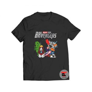 Basset hound bhvengers T Shirt