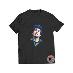 Bob Dylan Smoke T Shirt