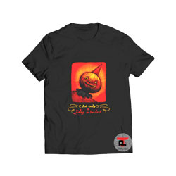 Halloween eat candy and play in the dark T Shirt