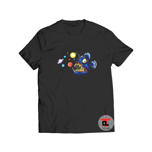 Space Trap Anglerfish Perfect T Shirt
