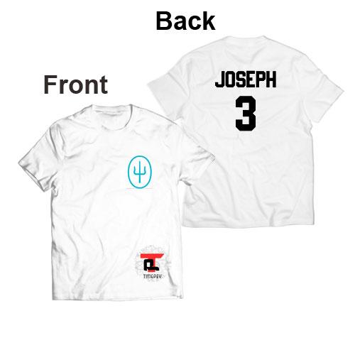 Joseph 3 twenty one pilots Shirt