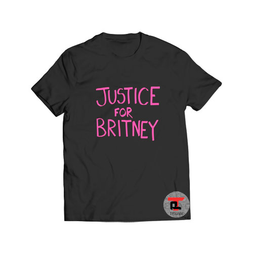 Justice For Britney T Shirt