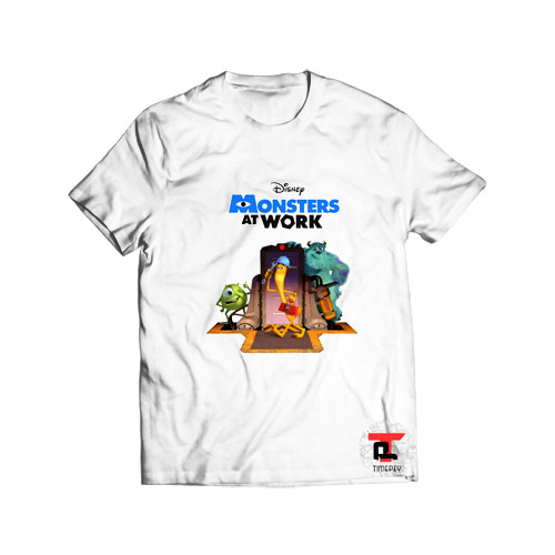 Monsters at work T Shirt