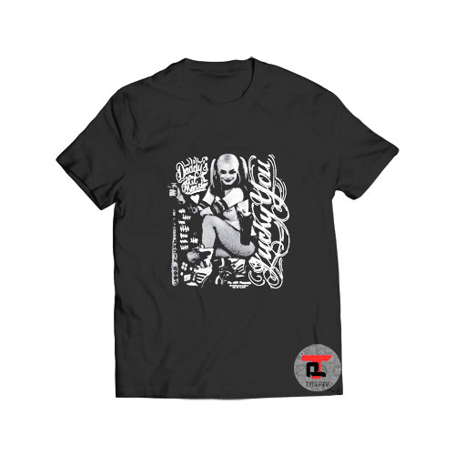 Suicide squad harley quinn lucky T Shirt