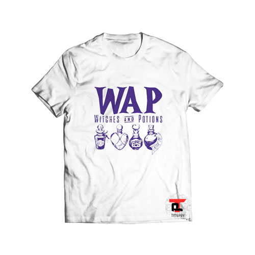 Wap Witches And Potions Vintage T Shirt