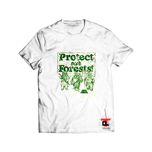 Protect Our Forests Viral Fashion T Shirt