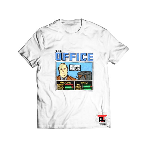 The Office Jam Kevin And Chili T Shirt