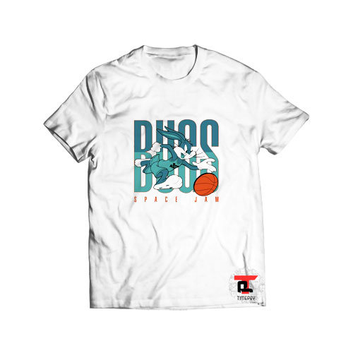 The Space Jam 2 With Bugs Tune Squad T Shirt